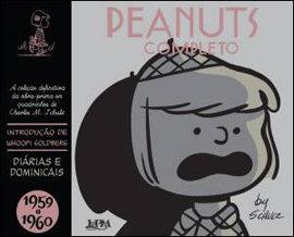 Peanuts Completo: 1959-1960 - Vol. 5