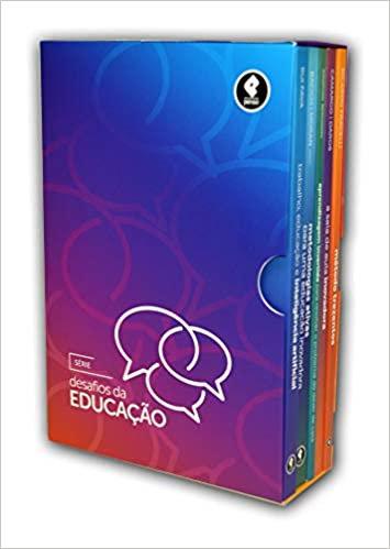 Box da Série Desafios da Educação