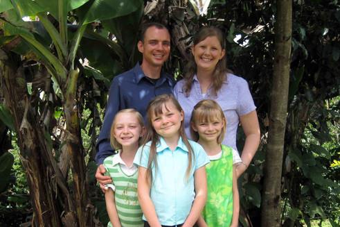 Ben and Lauren Childs - Papua New Guinea