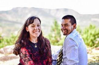 Santos and Elizabeth Saavedra - Bolivia
