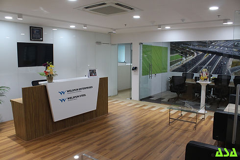 ASA_Welspun Enterprises Office _ Recepti