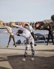 YOGGA - Jogging och Yoga