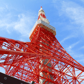 Tokyo Tower celebrates the 60th anniversary this year.