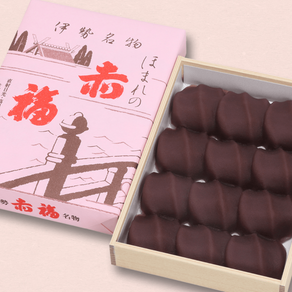 Akafuku 赤福, Ise's specialty --- It's my favorite sweets.