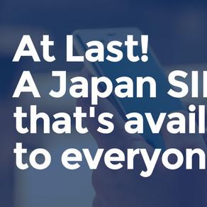 Japan Unlimited SIM by Mobal