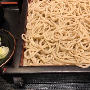 About Toshikoshi Soba 年越し蕎麦