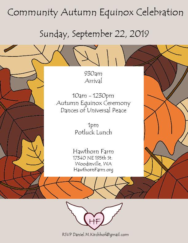 Farmily reunion 2019_equinox celebration