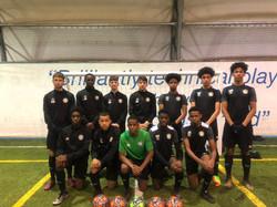 Eldon Celtic U16's Lions