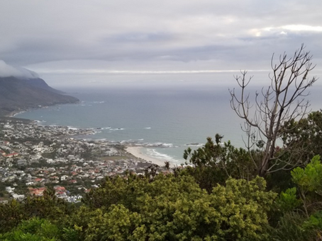 Western Cape, South Africa; Day 1