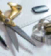 Outils de couture