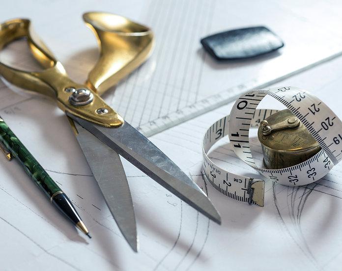sur mesure - Outils de couture