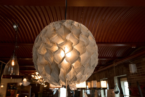 Fabric Pendant Lamp