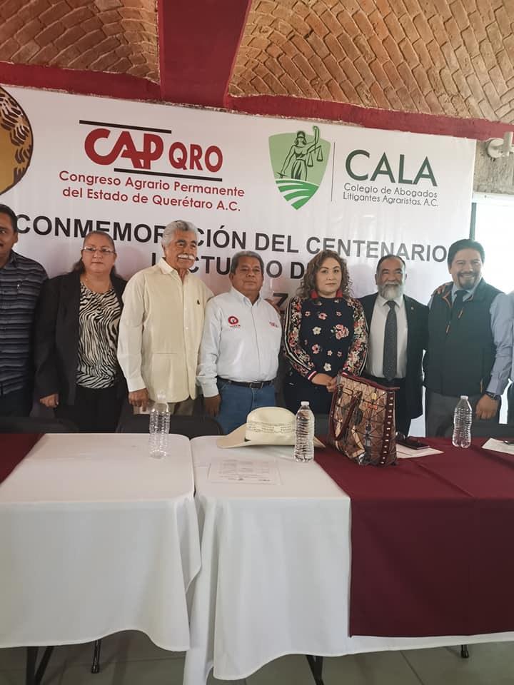 Nayar Paredes Abogado Agrario CAP CALA Q