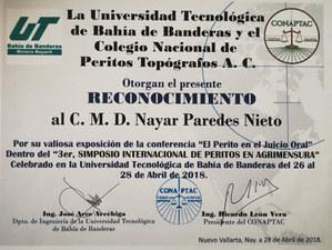 Nayar Paredes Topografia Pericial Nayari