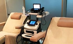 疼痛の治療に最適なハイボルト療法を取り入れています