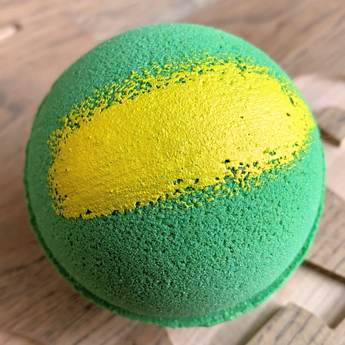 Lemongrass & Ginger Bath Bomb