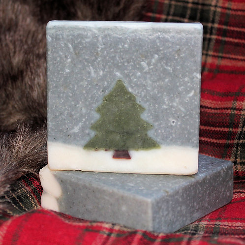 Limited Edition White Christmas Soap