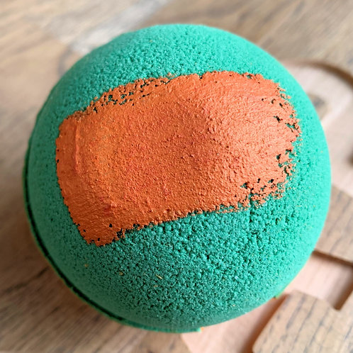 Thai Lime & Mango Bath Bomb