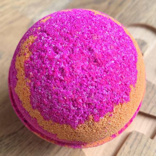 Pink Fizz & Pomelo Bath Bomb