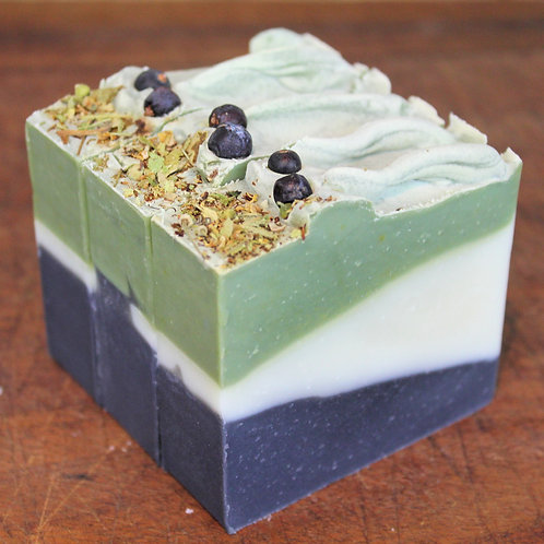 Limited Edition Green Tea & Cucumber Soap