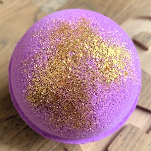 Velvet Peony & Oud Bath Bomb