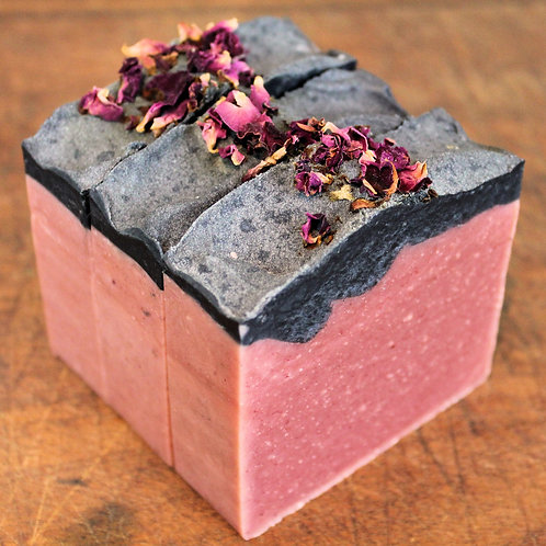 Limited Edition Velvet Peony & Oud Soap