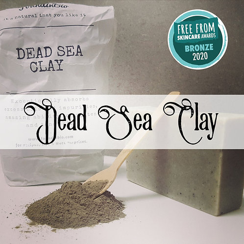 Dead Sea Clay Soap