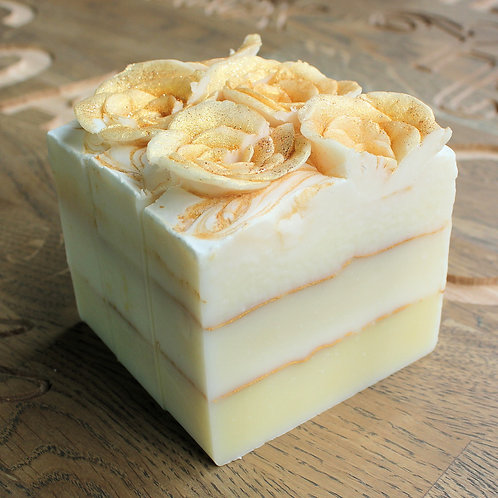 Limited Edition Victorian Rose Soap