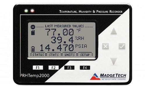 PRHTemp2000 Data Logger