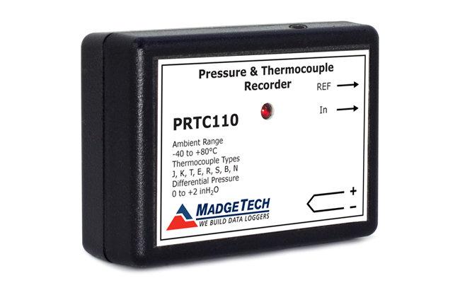 PRTC110 Data Logger