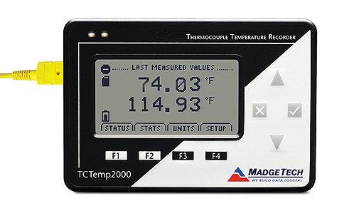 TCTemp2000 Data Logger