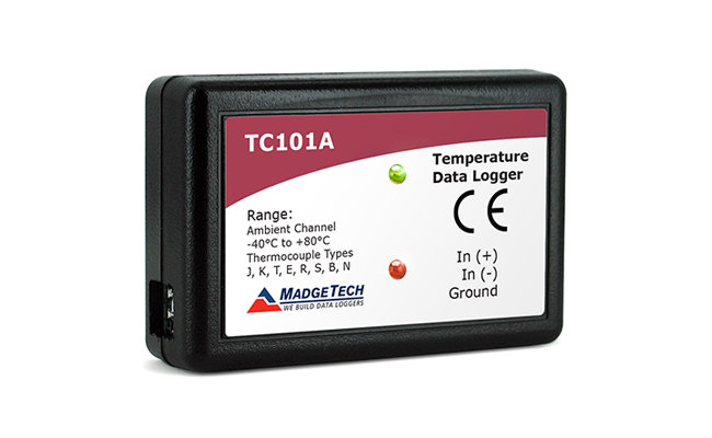 TC101A Data Logger