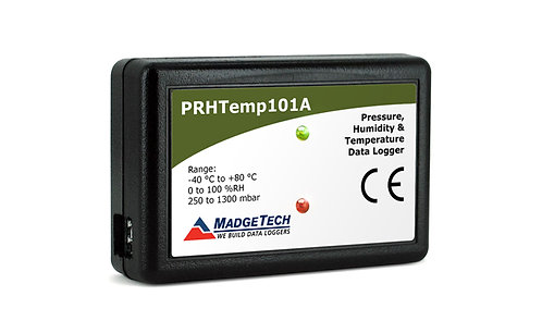 PRHTemp101A Pressure, Humidity and Temperature Data Logger