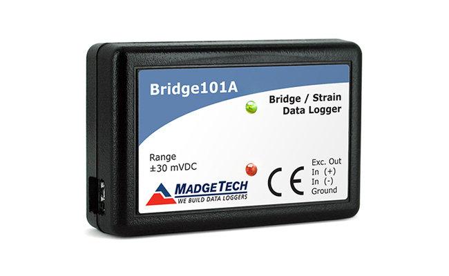 Bridge101A Data Logger