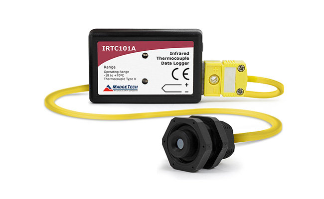IRTC101A INFRARED THERMOCOUPLE DATA LOGGER