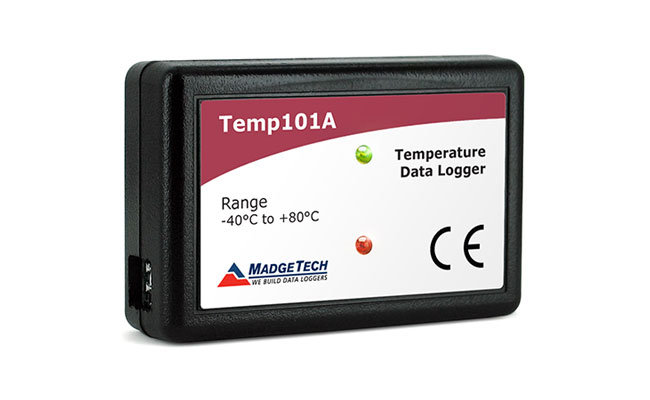Temp101A Data Logger