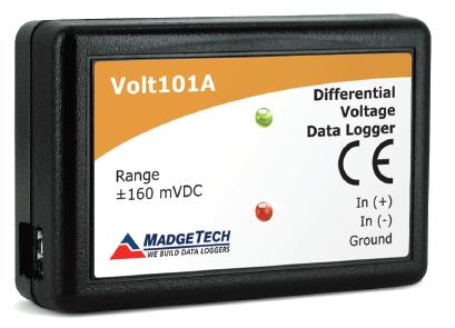 VOLT101A-160MV DATA LOGGERS