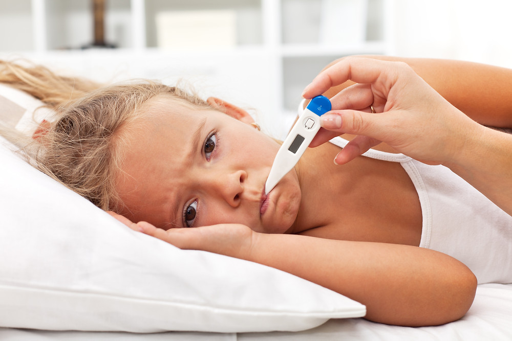 מחלות ילדים
