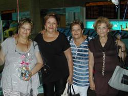 פנינה ,סליביה ורותי אחיותי