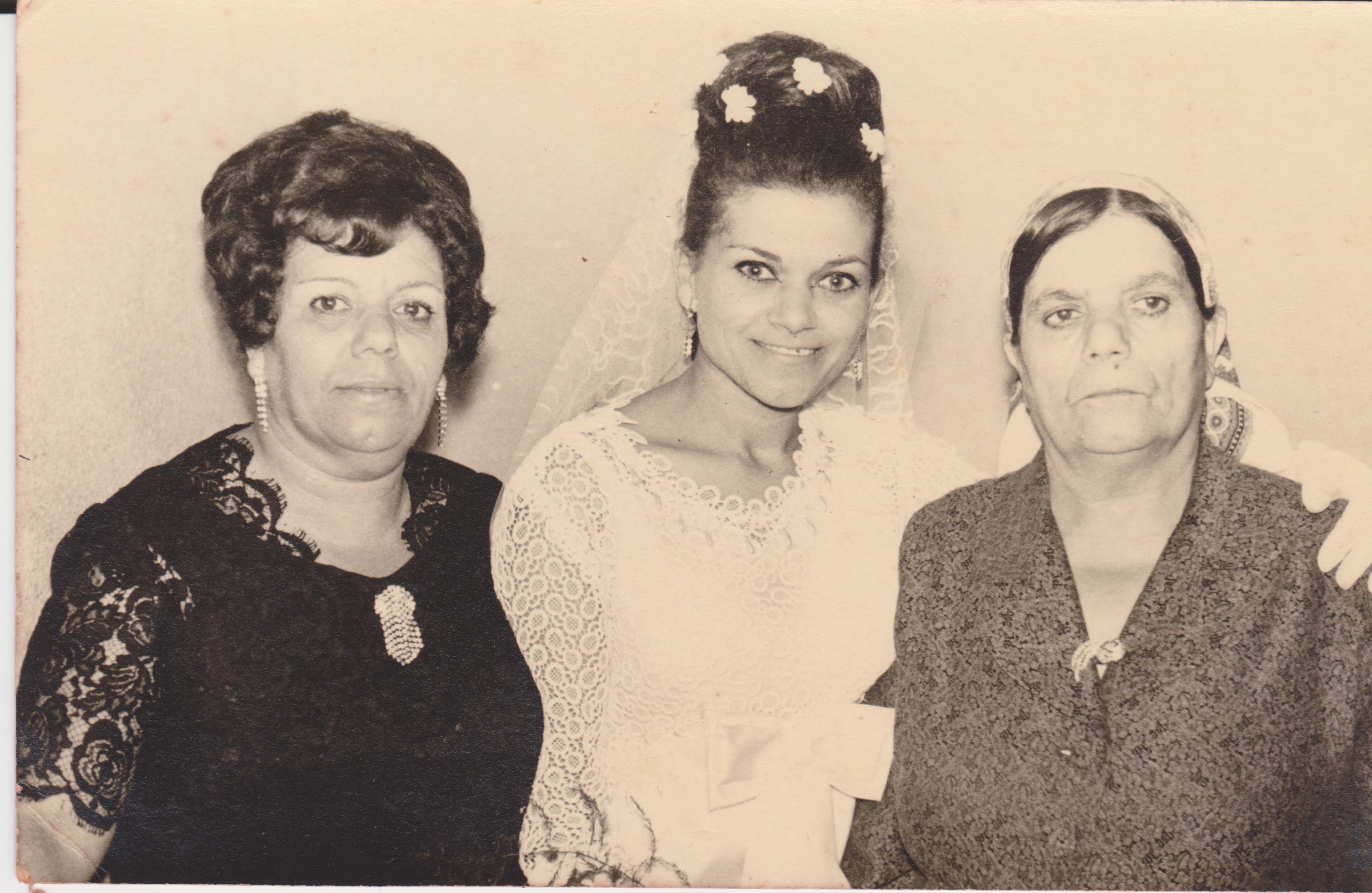 """סבתא מזל טוב ז""""ל ואימא רובידה ז""""ל"""
