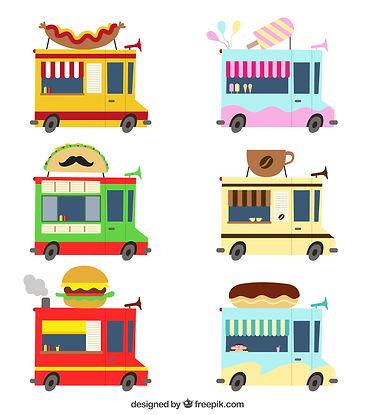 משאיות אוכל