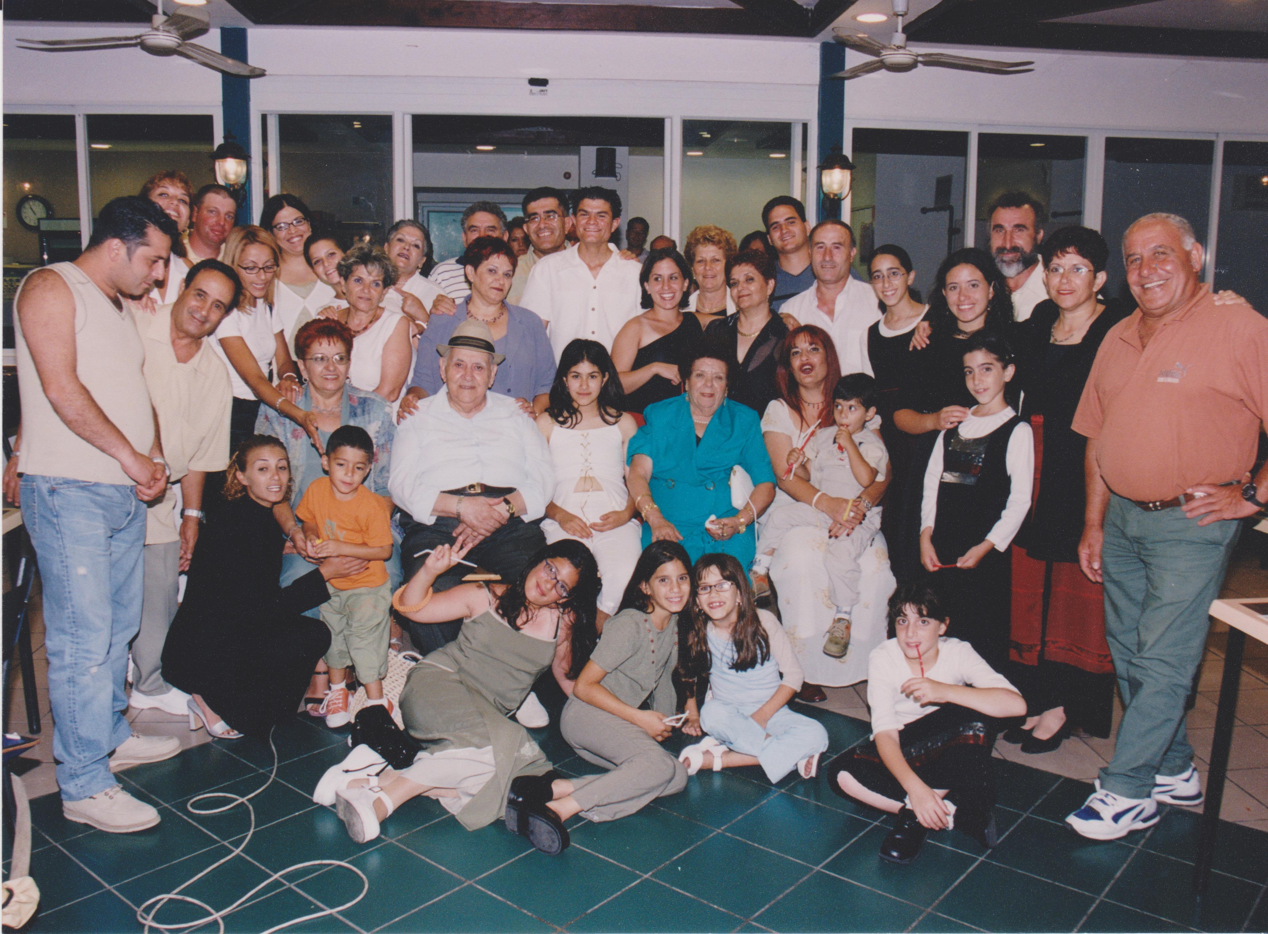משפחתי אחים ואחיינים
