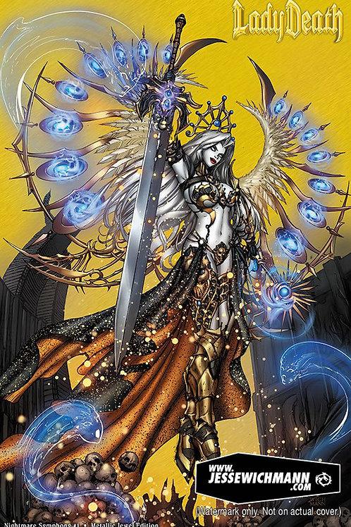 Lady Death: Nightmare Symphony #1
