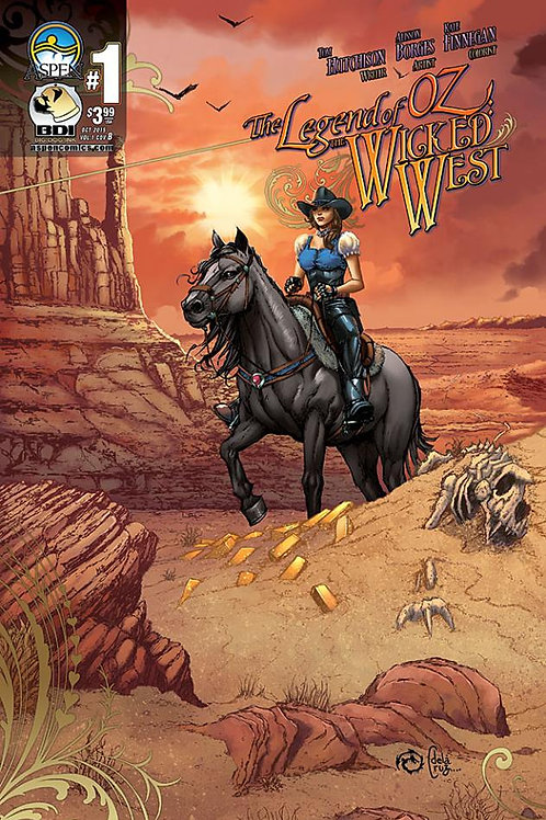 Legends of Oz: Wicked West Vol. 1- Set of 6