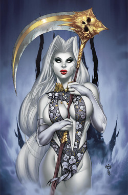 Lady Death Damnation Game #1