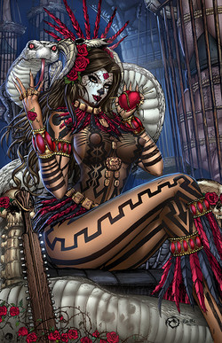 La Muerta Last Rights #1