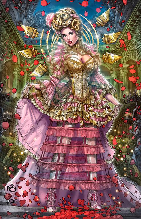 Antoinette #1