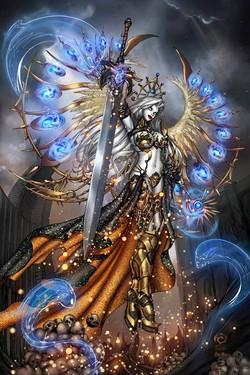 Lady Death Seraphym