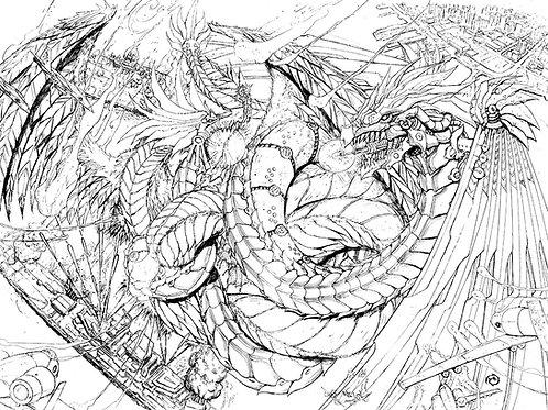 Kaiju Epic! #1 - Battle For San Diego Edition