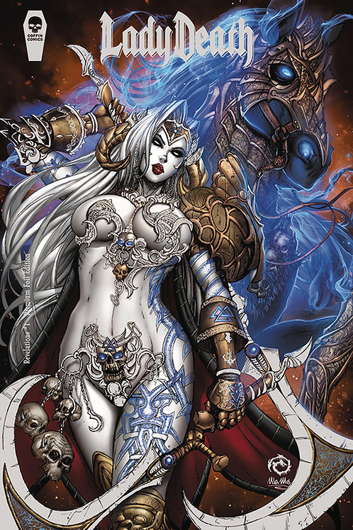 Lady Death: Revelations #1 Foil Edition